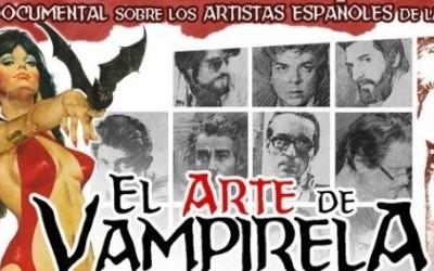 El arte de vampirella
