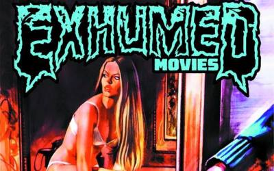 Exhumed Movies 9 ya a la venta