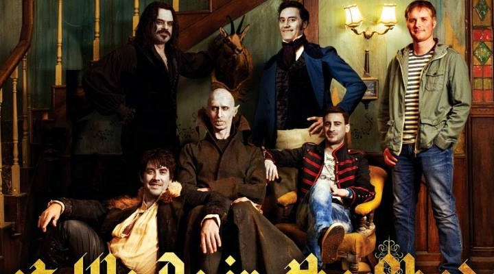 Lo que hacemos en las sombras (What We Do in the Shadows, de Taika Waititi y Jemaine Clement)