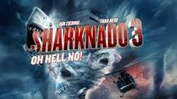 Sharknado 3: Oh Hell No! (de Anthony C. Ferrante)