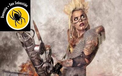 Vinila von Bismark protagoniza el cartel de la Semana de Cine Fantástico y de Terror 2015