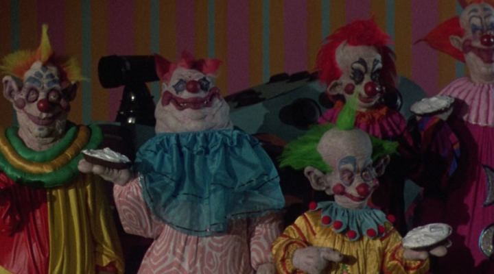 Killer Klowns from Outer Space (Clowns asesinos), de Stephen Chiodo