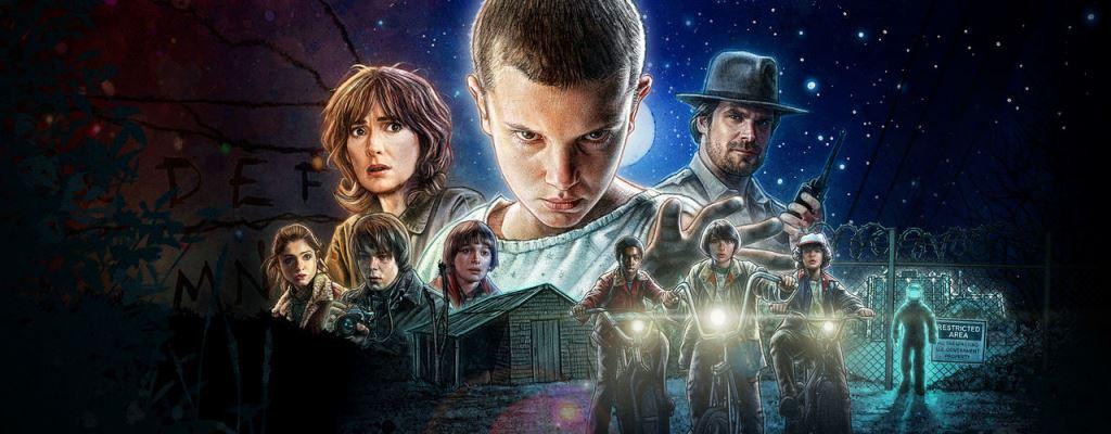 Stranger Things, una serie de los hermanos Duffer para Netflix