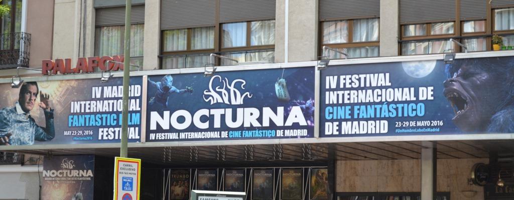 Crónica del Nocturna 2016: IV Festival Internacional de Cine Fantástico de Madrid (23 al 29 de mayo)