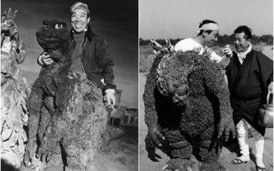 Muere Haruo Nakajima, el actor que más veces hizo de 'Godzilla'
