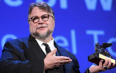 Guillermo del Toro gana el León de Oro del Festival de Venecia