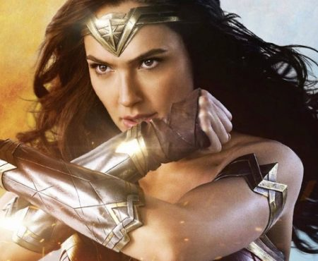 Wonder Woman (2017), de Patty Jenkins